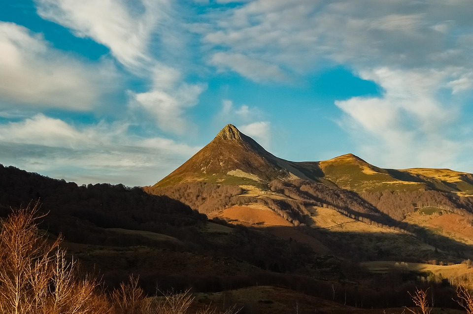 Visit the Volcano Country – Auvergne