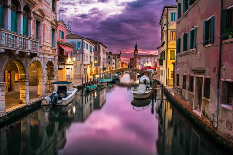 Take a visit to the Italian Venice