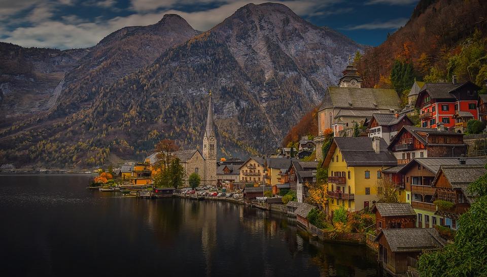 Austria – visit Hallstatt