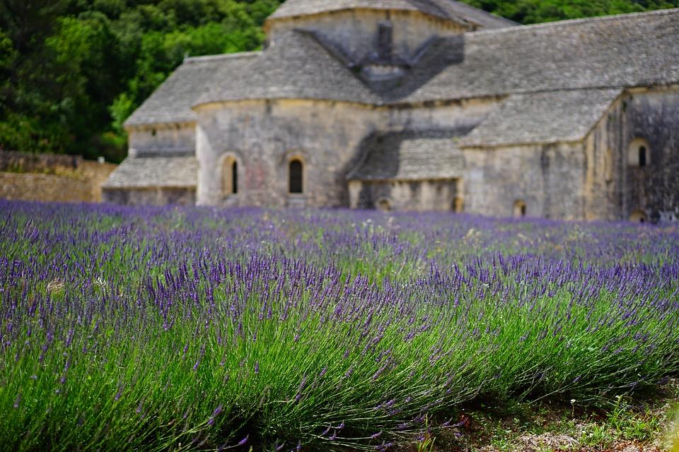 Region of romance – Provence