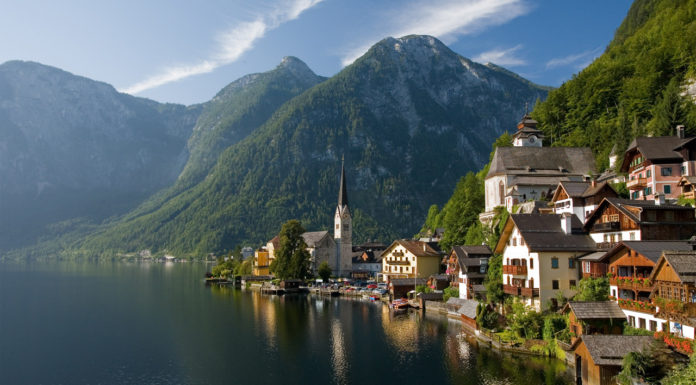 Hallstatt, a city of thriller